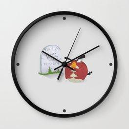 Happy Bird Wall Clock