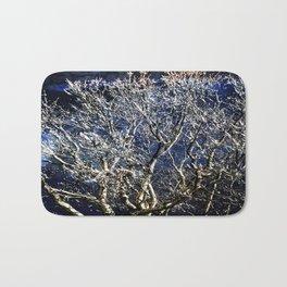 Earth Meets Sky Treescape Bath Mat