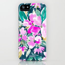 SUP DAWG Dogwood Floral iPhone Case