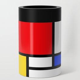 Piet Pattern Can Cooler