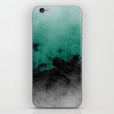 Zero Visibility Emerald iPhone & iPod Skin