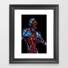 CADAVER Framed Art Print