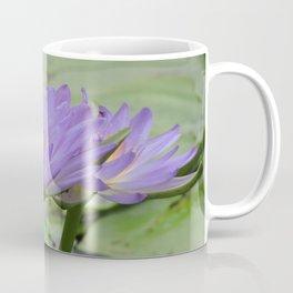 Blue Water Lilies in Hangzhou Coffee Mug