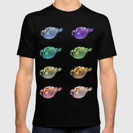 Pop Pufferfish T-shirt