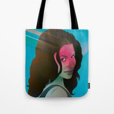 Classy- Evangeline Lilly Tote Bag