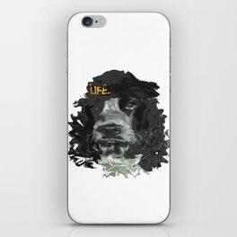 DogHead iPhone Skin
