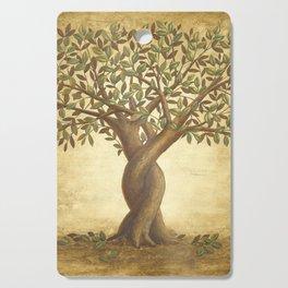 The Love Tree Cutting Board