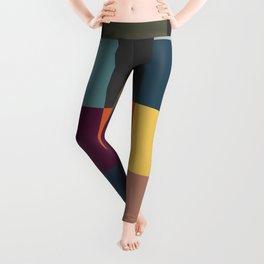 Pixel Patchwork Kappa Leggings