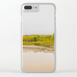 Theodore Roosevelt National Park North Unit, North Dakota 4 Clear iPhone Case