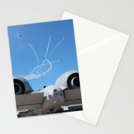 A-10 Warthog Stationery Cards