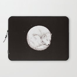 The Howl of the Moon Laptop Sleeve