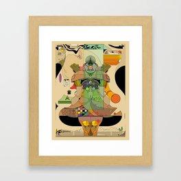 Gbsp2 Framed Art Print