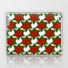 C13D Poinsettia Laptop & iPad Skin