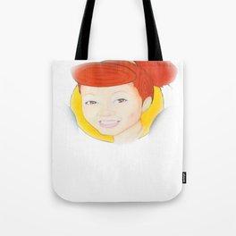 Wilma Flintstone Tote Bag