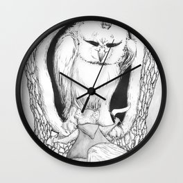 Defiance of Doom Wall Clock