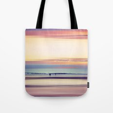 Pastel Horizons Tote Bag