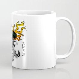 Amaterasu Ink Coffee Mug