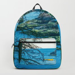 Acadia National Park Forest Coast View Backpack