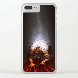Fumes Clear iPhone Case