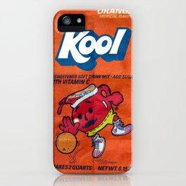 kool iPhone Case
