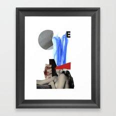 E47 Framed Art Print