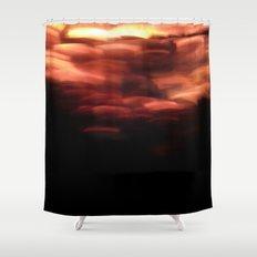 HellFire 003 Shower Curtain