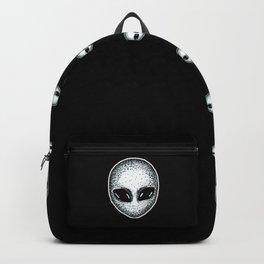 Mr. Gray Black Backpack