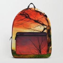 Brilliant Sunset Backpack
