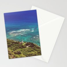 Top Of The Diamond Head Stationery Cards