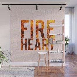 Fireheart Wall Mural