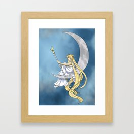 Moonworks Framed Art Print