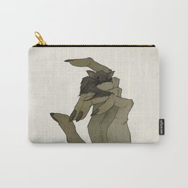 The Witch's Bat Carry-All Pouch