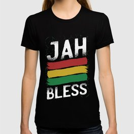 Jah bless Rasta T-shirt