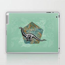 Brachiosaurus Fossil Laptop & iPad Skin