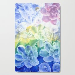 Flowers II Cutting Board