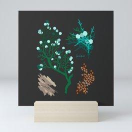 JUNIPER Mini Art Print