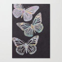 Papillon Conversion Canvas Print