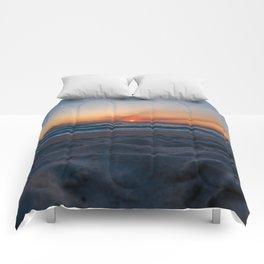 Cape Canaveral Sunrise Comforters