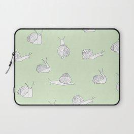 Snails Laptop Sleeve