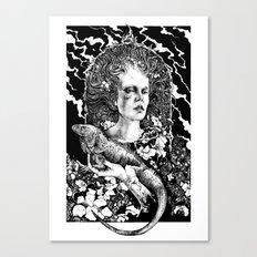 Initiation Canvas Print