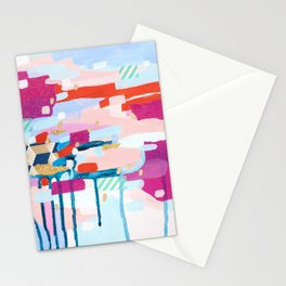 Asking for Directions Stationery Cards