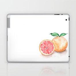 Watercolour Grapefruit Laptop & iPad Skin