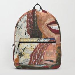 Peaceful Warrior Backpack