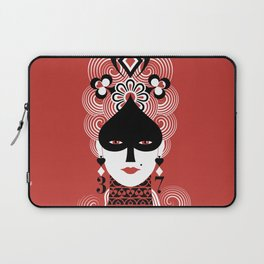 Lady Spades Laptop Sleeve