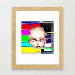 Misfit - Lucia Framed Art Print