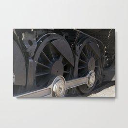Strasburg Railroad Series 8 Metal Print