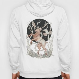 The Stag and Serpent Hoody