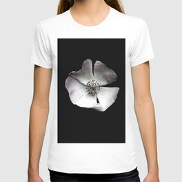 A delicate and sheer rosehip. T-shirt