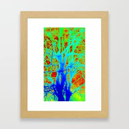 Thermal art 200 Framed Art Print