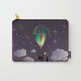 Balloon Aeronautics Night Carry-All Pouch